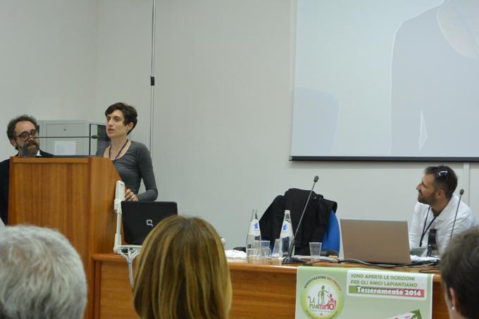 Lucia Conferenze discorso finale